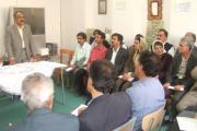سخنانی در کمیسیون بانوان زرتشتی یزد