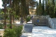 آرامگاه زرتشتیان شیراز پس از باز سازی