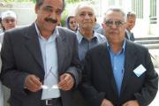 دبستانی ونیکنام نمایندگان دوره ۶ و۷ مجلس در همایش شیراز