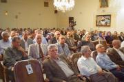 باشندگان در تالار انجمن شیراز