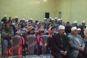 آیین گاهنبار در تالار انجمن زرتشتیان اهواز