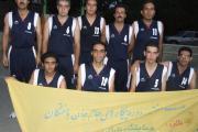 تیم بسکتبال باشگاه اردشیر همتی از کرمان