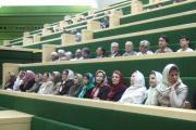 جلسه علنی مجلس با حضورهموندان نهادهای زرتشتی