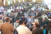 گفتگو با دانش آموزان دبیرستان فیروزبهرام