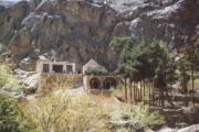 پیر نارستانه در شمال شهر یزد