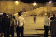 دیدار شبانه نمایندگان ازآثار تخت جمشید