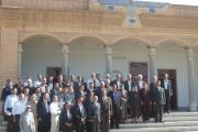 نمایندگان نهادها در آتشکده یزد