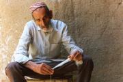 فریدون نان پز، سالخورده زرتشتی از علی آباد رستاق