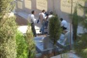 مزار درگذشتگلن زرتشتی در شیراز