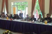 چهارمین دوره از همایش نمایندگان نهادها در شیراز