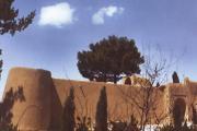 نیایشگاه ستی پیر در بخشی از شمال شهر یزد