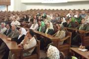 همکیشان در جایگاه مجلی 100 سال پیش ایران در بهارستان