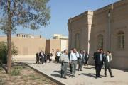 دیدار از مجموعه آموزش مارکار در یزد