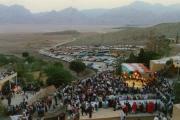 نیایشگاه نارکی در شهرستان مهریز یزد