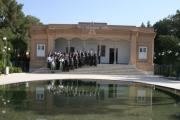 نمایندگان نهادها در دیدار از آتشکده یزد