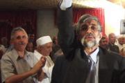 احترام رییس مجلس به باشندگان وموبدان در همایش