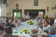 پذیرایی انجمن کرمان از نمایندگان نهادها