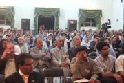 همکیشان ساکن شیراز در همایش نمایندگان نهادها