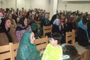 برگزاری نهمین گرد همایی زرتشتیانی که زادگاه آنان اله آباد بوده است