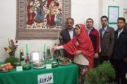 برپایی نمایشگاه فرهنگی سنتی زرتشتیان به ابتکار انجمن یانشوران مانتره در شهر یزد