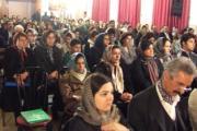 چهارمین همایش جوانان زرتشتی در تالارخسروی تهران