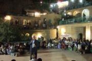 برگزاری همایش سالیانه نیایشگاه پیر سبز با حضور نماينده زرتشتيان و نماينده مردم يزد در مجلس شورای اسلامی
