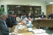شرکت در نخستین نشست کمیسیون رسیدگی به امور آموزشگاه های اقلیت های دینی