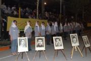 حضور در جام جانباختگان زرتشتی در مجموعه ماركار تهرانپارس
