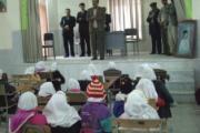 دیدار از آموزشگاه های دخترانه ماركار یزد