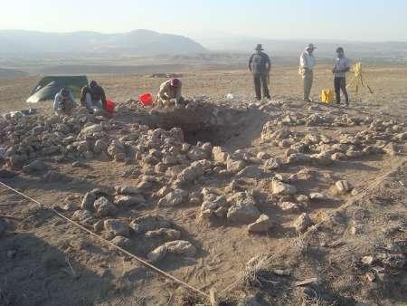 کشف آثار باستانی 8 هزار ساله در چایپاره