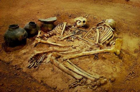 قیطریه؛ گورستانی به دیرینگی سه هزار سال