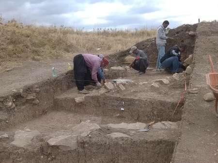 پیدایش آثار زیستگاه از هزاره ششم در سردشت
