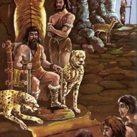 بررسی علّت تحولات نخستین انسان از یمه تا کیومرث، در اسطوره های زردشتی