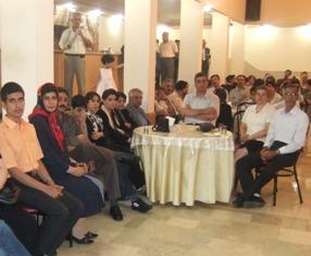 برگزاری بیست نهمین دوره اردوهای جوانان زرتشتی کشور در تهران