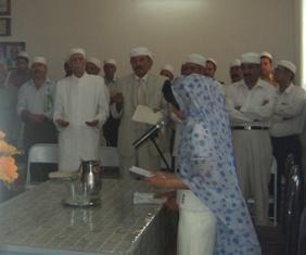 تشکیل دوره آموزش دینی با درجه دانش نامه پایه 3 از طرف انجمن موبدان تهران در شهر یزد