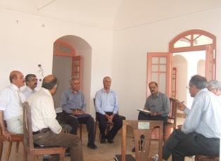 برگزاری نخستین نشست هیات امنای مجموعه آموزشی مارکار یزد(پردیس دانش مارکار)