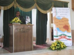 سومین همایش نمایندگان انجمن هاو نهادهای زرتشتی سراسر كشور در شهر كرمان