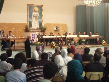 برگزاری نخستین همایش تریبون آزاد نمایندگان نهاد ها در محل مارکار تهرانپارس