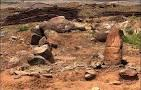 شناسایی مجموعه گورهای متعلق به دوران پیش از تاریخ در اردبیل