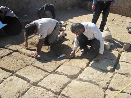 کشف آثاری مربوط به6هزارسال قبل ازمیلاد درسردشت