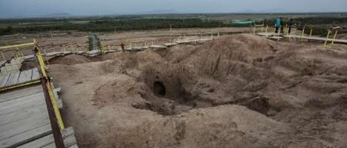 پیشینه منطقه اسفندقه جیرفت به بیش از 8 هزار سال می رسد
